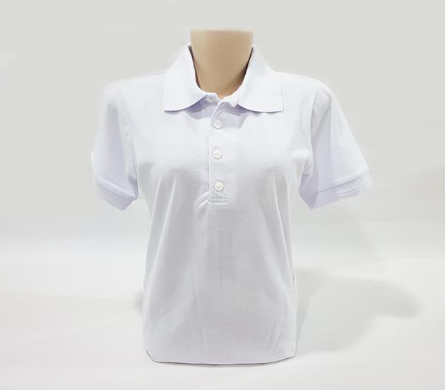 Camisa Polo Feminina - Baby Look Lisa 5bf958a84b8e5