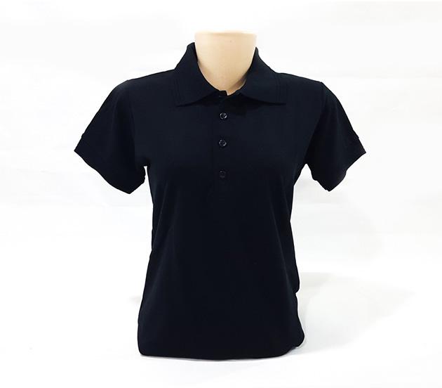 Camisa Polo Feminina - Baby Look Lisa c5a6d819652